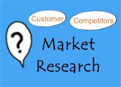 Formal written marketing research proposal