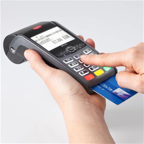 Мобильный терминал для оплаты картой - Ingenico
